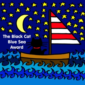 the-black-cat-blue-sea-award