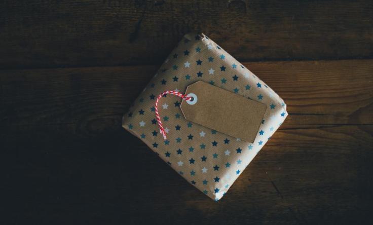 present-treasure