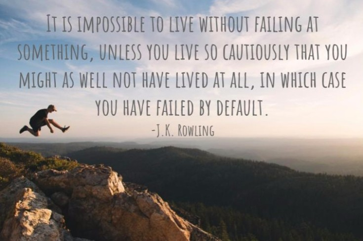 Failure J.K. Rowling