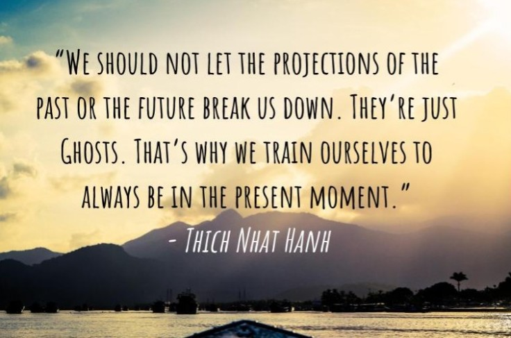 In the Present Moment